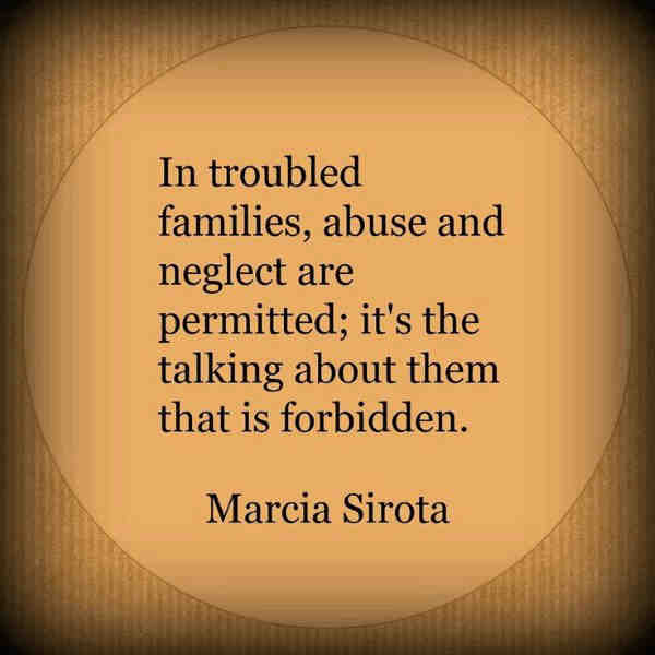 Quotes About Family Trouble