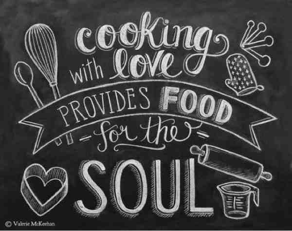 Family Quotes About Cooking With Love