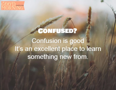 Confused About Life Quotes Adorable 48 Confused Quotes About Life And Love With Images