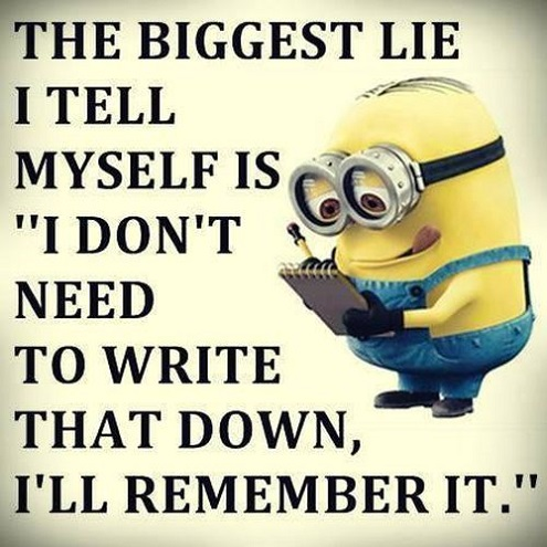 Minion Sayings and Quotes Jokes