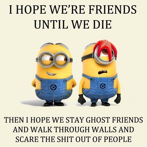 Funny Friends Forever Quotes