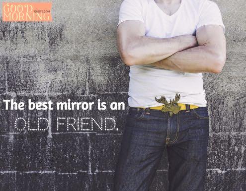 Best Friends Mirror Quotes