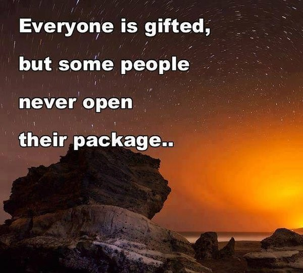 depression quotes about being gifted