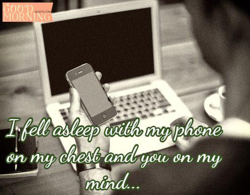 phone sweet quote