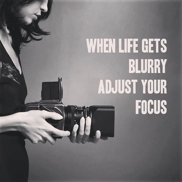 quotes about change and focus