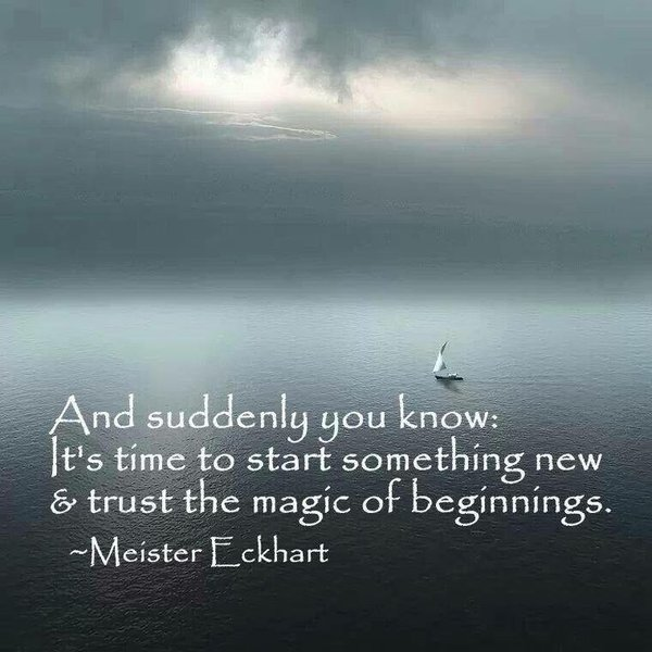 quotes about change and new beginnings