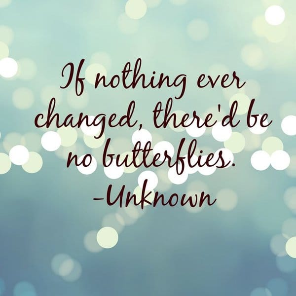 quotes about imposible change