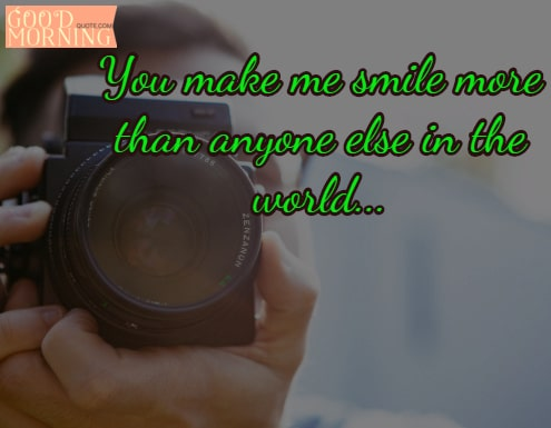 smile sweet quote