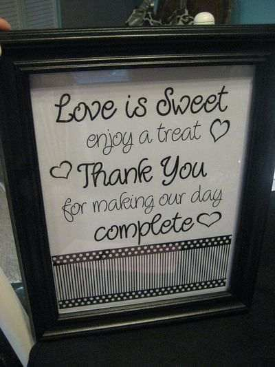 Sweet Thank You Wedding Quotes for Cards