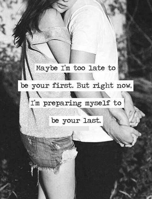 Sexy love quotes for boyfriends