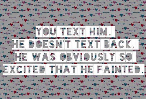 Humorous love quotes