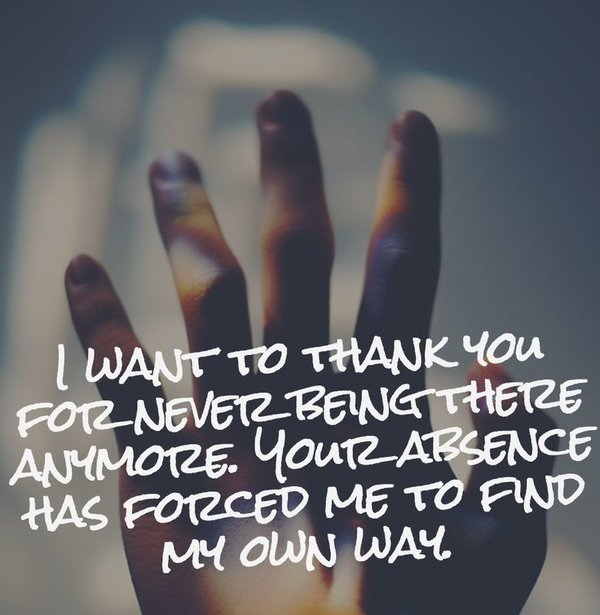 Thank You Quotes message