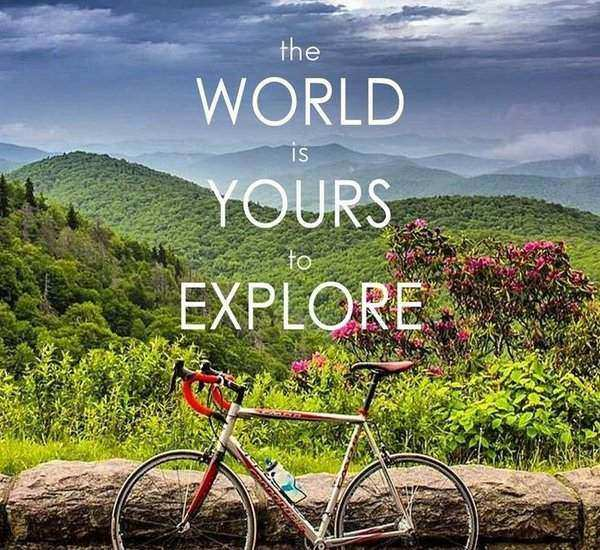 explore travel quotes