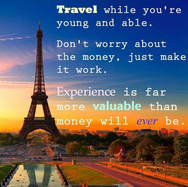 inspirational travel quotes facebook
