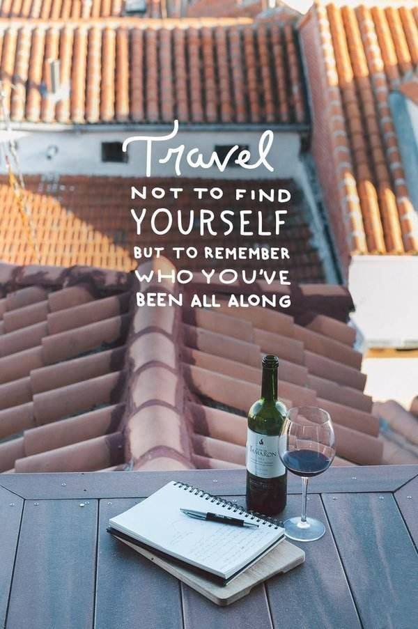 inspiring travel quotes pinterest