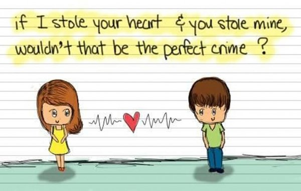 short funny love quotes