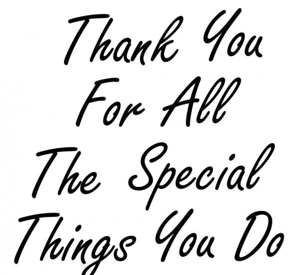 special thank you quotes