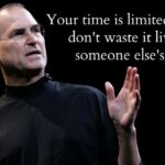 steve jobs motivational speech