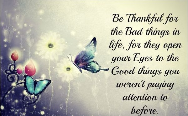 thank you quotes good things