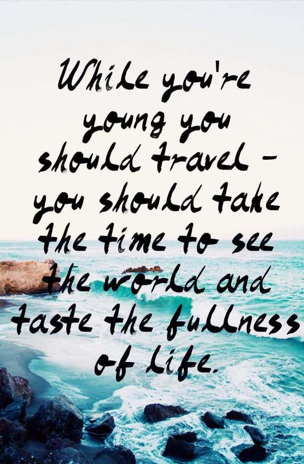 travel quotes for adventurers
