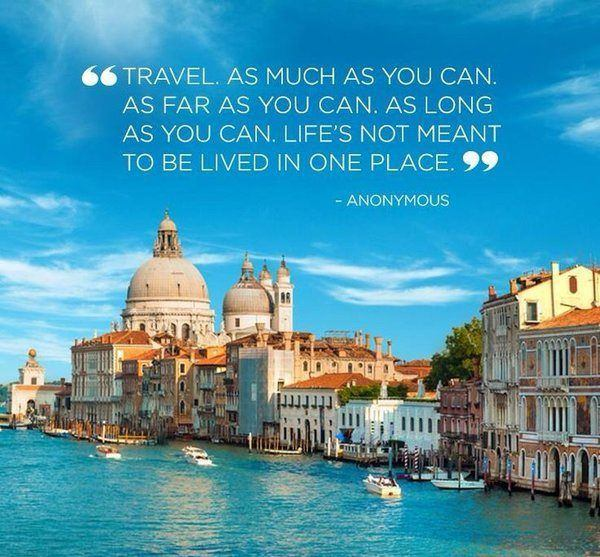 world travel quotes