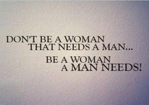 Be a Woman Wednesday Quotes