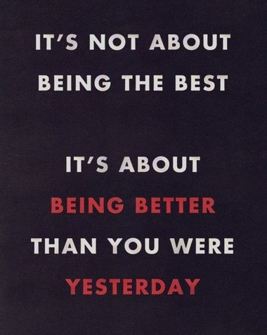 Better Yesterday Tuesday Quotes