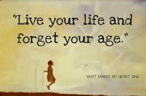 Forget Age Wednesday Quotes