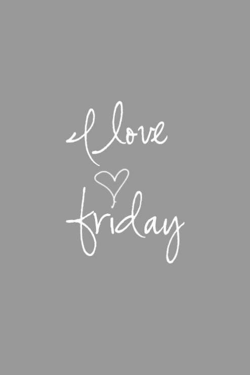 Friday Quotes For Facebook