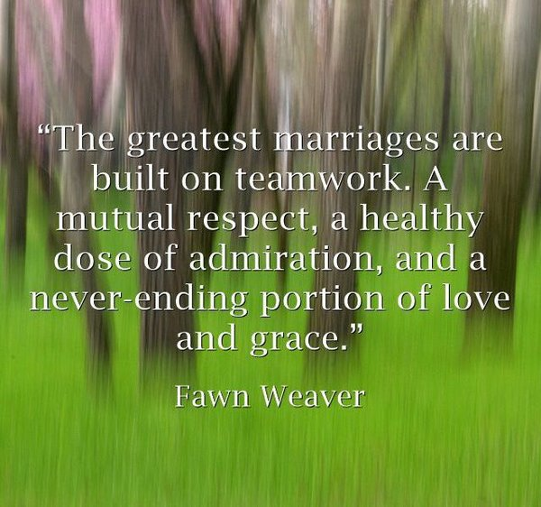 inspirational teamwork quotes wedding