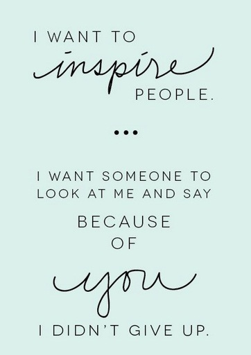 Inspire People Tuesday Quotes