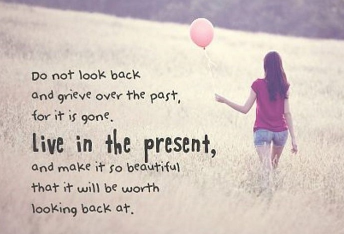 Live in the Present Wednesday Quotes