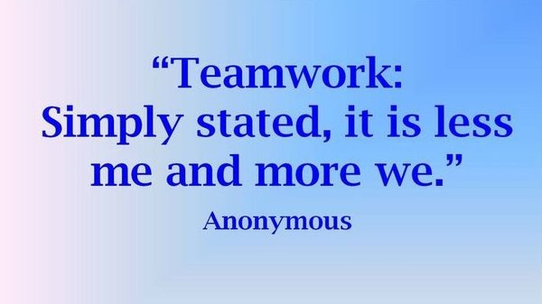 Teamwork Quotes For Work Prepossessing 47 Inspirational Teamwork Quotes And Sayings With Images