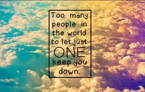 One Who Keeps You Down Wednesday Quotes