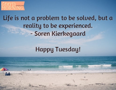Problem Tuesday Quotes