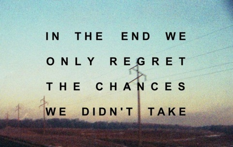 Regret Tuesday Quotes