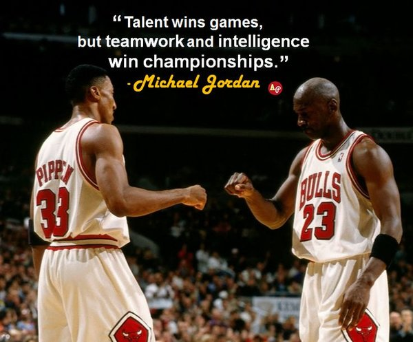 sports teamwork quotes