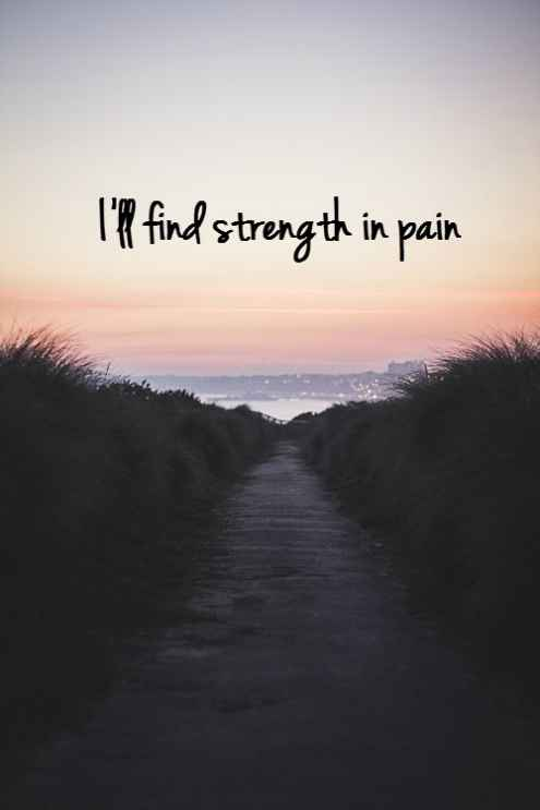 Short Inspirational Quotes Endearing 52 Short And Inspirational Quotes About Strength With Images