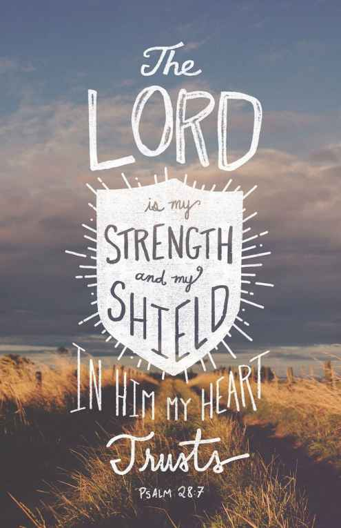 Quotes About Love And Strength From The Bible : strength quotes from the bible