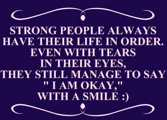 Strong People Wednesday Quotes