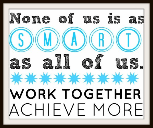 teamwork quotes for achieving more