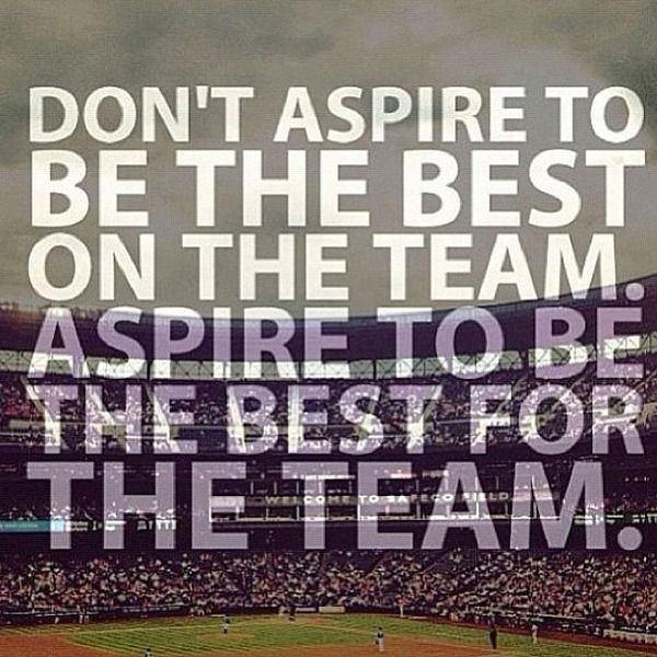 teamwork quotes for athletes