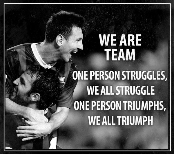 teamwork quotes for great teams