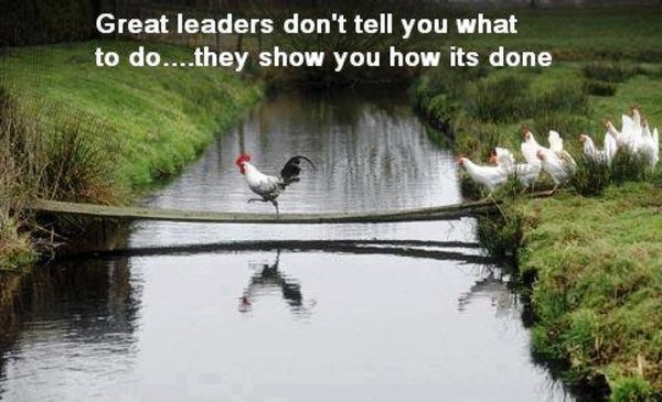 teamwork quotes leadership