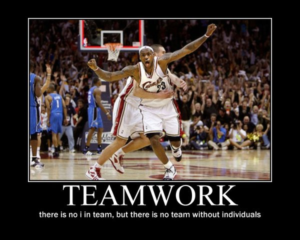teamwork sports quotes