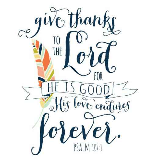 Image result for image give thanks to the lord