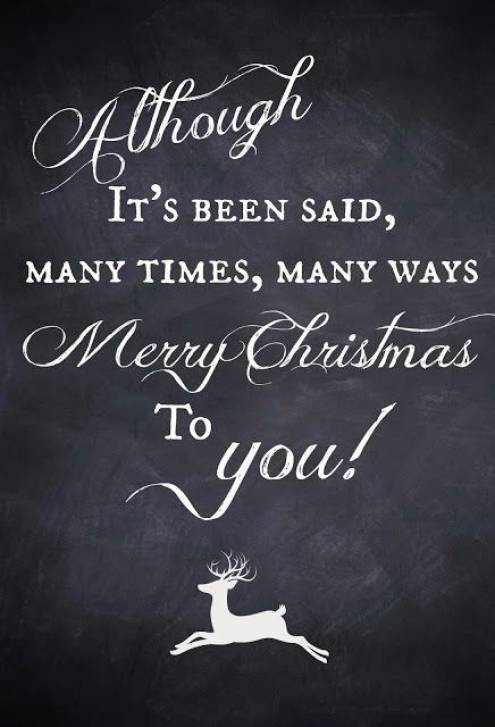 inspirational christmas cards quotes images