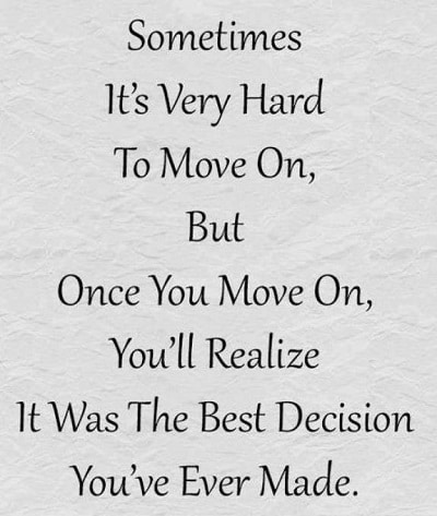 Quotes On Moving On Interesting 52 Inspirational Quotes About Moving On With Pictures