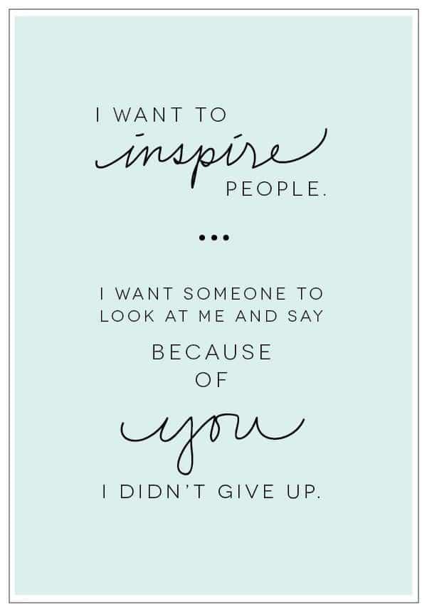 words of encouragement cancer