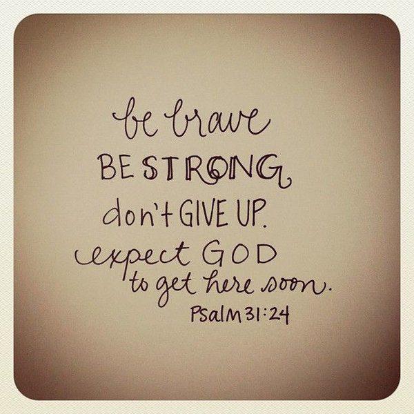 words of encouragement sayings